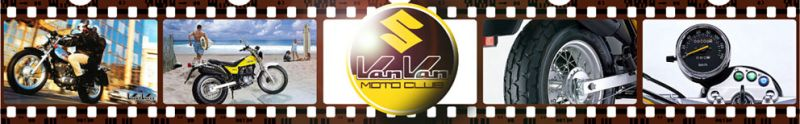 Suzuki Van Van MotoClub